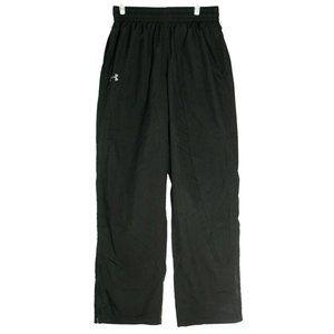 Under Armour Mens Vital Warm Up Black Pants Medium